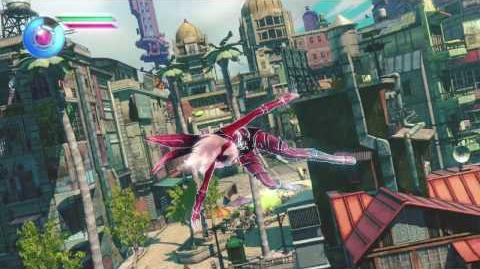 Gravity Rush 2 PGW 2015