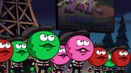 S2e3 The Frenchball People