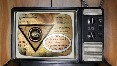 Cryptograms - Old Man McGucket's Conspiracy Corner - Gravity Falls-0