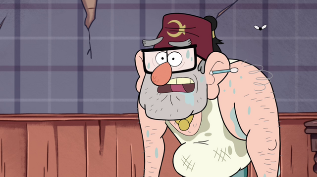 File:S1e6 throw up on shirt.png