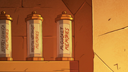 S2e7 shelf of memory tubes