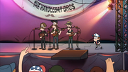 S2e9 Dipper on stage