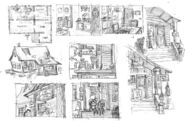 Shack more sketches