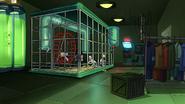 S1e17 hamster cage