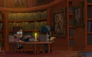 S1e8 Mystery Twins Library