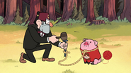 S1e18 waddles tethered