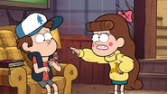 S1e4 you and Soos get to do boy stuff all the time!