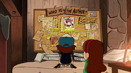 S2e7 old man mcgucket wrote the journals?!
