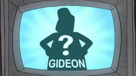 S1e4 Gideon advertisement