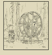 S1e9 ferris wheel inked