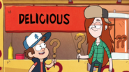 S1e9 wendy and dipper