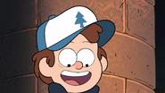 S2e7 Dipper smile
