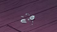 S1e11 crystal broke