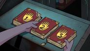 Los tres libros S1E20