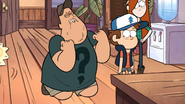 S1e13 Soos about to cry