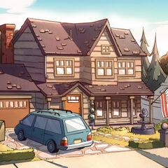 Дом Томпсонов