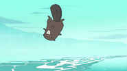 S1e2 Beaver falls down