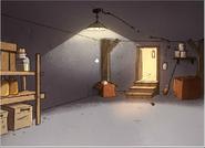 Oddity Creator hidden wax room