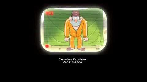 Gravity Falls - el baile y canto del tio Stan español latino HD