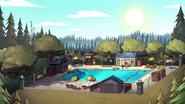S1e15 Gravity Falls Pool
