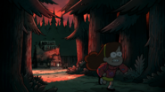 S2e17 Mabel escaping the shack