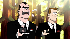 S2e1 agent powers and trigger