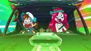 S2e18 Dipper and Wendy anime