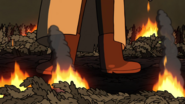 S2e15 - burning wheat at feet