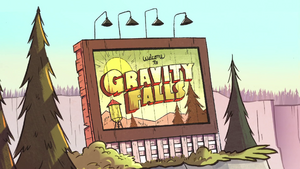 S1e1 welcome to gravity falls