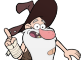 Fiddleford McGucket