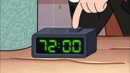 S1e13 Stan sets up clock