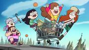 Wendy und Candy (und andere)