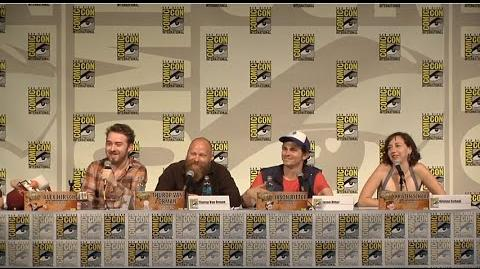 GRAVITY FALLS 2014 Comic Con Complete Version