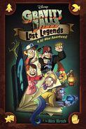Gravity Falls Lost Legends cover