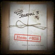 Journal 3 special preview