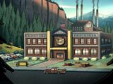 Gravity Falls High School