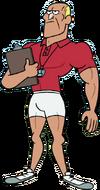 Mr. Poolcheck appearance