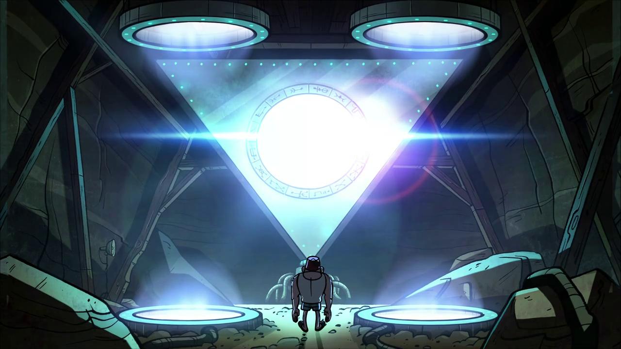 Interdimensional Portal   Gravity Falls Wiki   FANDOM ...  Interdimensiona...