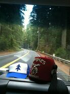 Mystery Tour 2013 Road