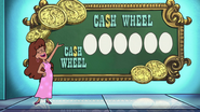 S1e13 cash wheel board