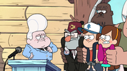 S1e20 Get off my property, Old Man