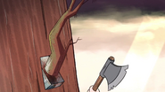 S2e2 hatchet lever