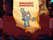 TBTF Shacktron complete