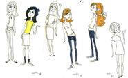 Diseños de Wendy por Brigette Barrager