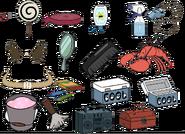 Oddity Creator episode items