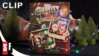Gravity Falls Complete Series Collector's Edition - Unboxing (HD)