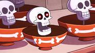 S1e12 cackling skull
