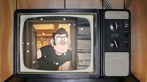 Stan's Brother - Old Man McGucket's Conspiracy Corner - Gravity Falls