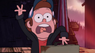 T2e4 Dipper gritando