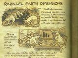 Dimensiones Paralelas a la Tierra